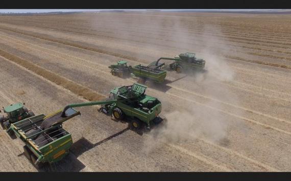Зеленая низкоэмиссионная технология: прямой посев с CTF